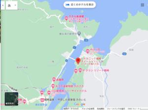 レイセニット城崎アクセス